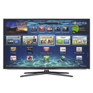 "Samsung 50"" TV UE50ES6100 3D, Webbrowser, Connect Share Movie, PVR, TimeShift, Skype, Bild-in-Bild, Anynet+, ... 738,90€ inkl. VSK"