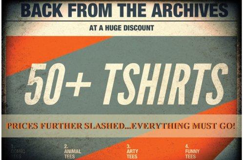 CAPTAIN KYSO - Lustige T-Shirts wie Threadless 9.50€ inkl. Versand