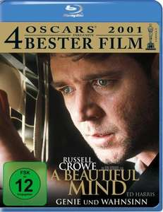 AMAZON : A Beautiful Mind - Genie und Wahnsinn [Blu-ray]