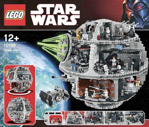 Lego Star Wars  10188 Todesstern - Amazon.fr für 305€