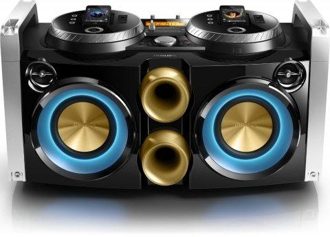 Philips FWP3200D/12 Docking-Partymaschine für iPhone/iPod für 159,99€