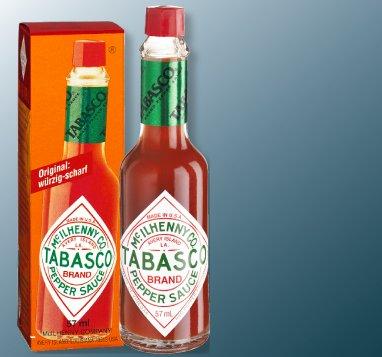 [Penny] Tabasco  für 1,99 €