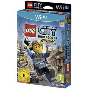Nintendo Wii U - Lego City Undercover (Limited Edition) für €38,33 [@Shopto.net]