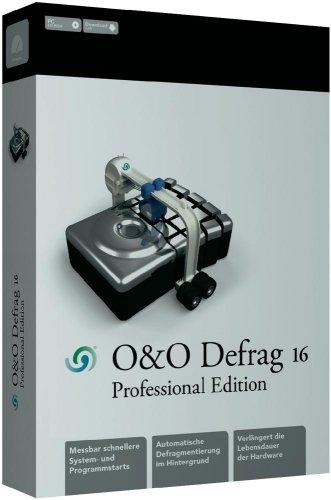 O&O Defrag 16 Professional Edition Kostenlos