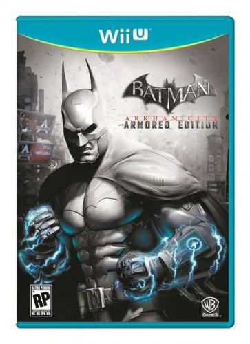 Batman: Arkham City - Armoured Edition Wii U Amazon.de
