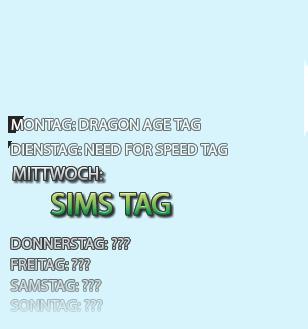[Steam] EA-Woche: Der Sims-Tag