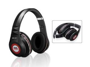 Sounds Big City Premium Bluetooth On-Ear Kopfhörer, kabelos/schwarz