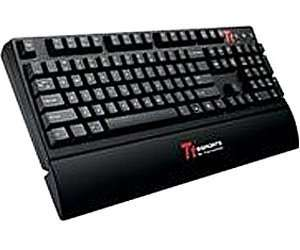 """Tt eSPORTS Gaming Tastatur Anti-Ghosting """"MEKA G1"""" für 74,94€ @ ZackZack"""