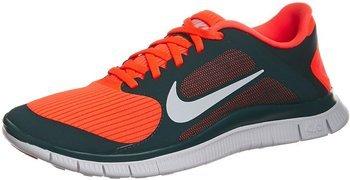 [sc24.com] Nike Free 4.0 V3 Laufschuh - orange/grau - Gr. 40,5 - 46