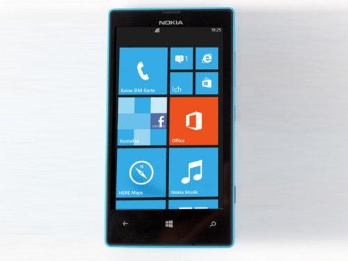 Heute wieder da: Nokia Lumia 520 @ ebay