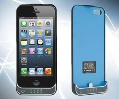 Power Case (iPhone-Hülle mit integriertem Akku)