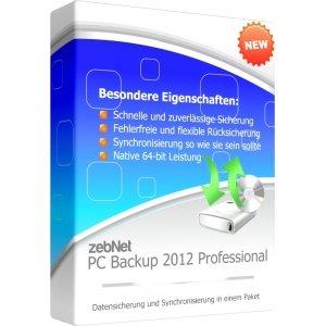 zebNet Backup 2012 Professional Kostenlos