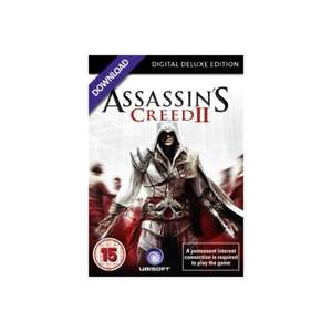 Assassin's Creed 2 Digital Deluxe Edition (PC) [Gamersgate]