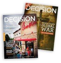 Eine Ausgabe Decision [Kein Abo]