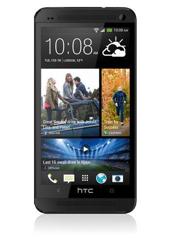 HTC One black 32GB - Ohne Branding - B-Ware