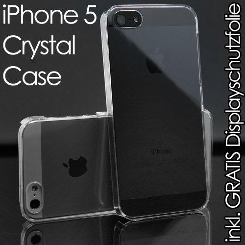 iPhone 5 Crystal Case inkl. Schutzfolie und Porto für 3,17 EUR (Preisfehler ?)