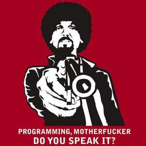 Become a Programmer, M*therfucker