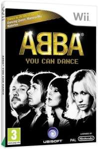Nintendo Wii - ABBA: You Can Dance für €4,62 [@Zavvi.com]