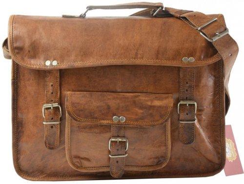 Umhängetasche Leder Vintage für 78€