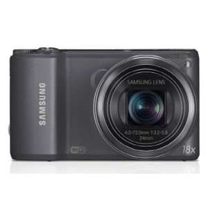 SAMSUNG WB250F Grau Digitalkamera (14.3 MP, 18x Zoom, WLan) 129,00€ @ redcoon.de