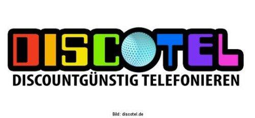 Aktuell wieder 50€ Startguthaben bei DiscoTel