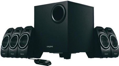 [voelkner.de] Creative A550 5.1 Surround PC-Lautsprechersystem für 54,88€