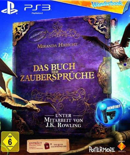 [lokal Berlin] Wonderbook: Das Buch der Zaubersprüche (Move erforderlich) @ MM Berlin Steglitz