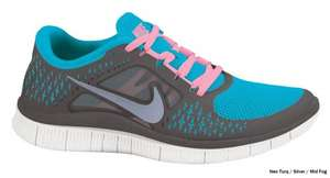 Nike Free Run+ 3 Shoes SS13[@chainreactioncycles.com]