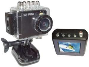 HDPRO 1 Full HD Action Camcorder für 109€ @Amazon