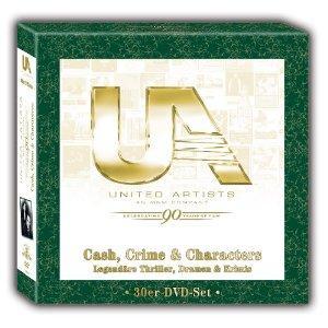 United Artists Collection - Cash, Crime & Characters (30 DVDs) @Amazon Blitzangebot 16:00 Uhr