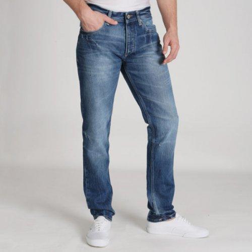 [Wieder da] Jack & Jones Men's Tim Original Jeans - Blue Denim für 27,59€ (für theHut Bestandskunden noch etwas günstiger dank Mystery Discount Voucher)