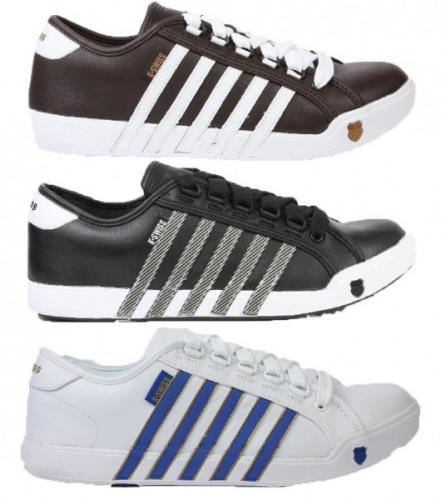 K-Swiss Newport Leder Sneaker @ebay 34,95 €