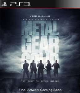 (UK) Metal Gear Solid - The Legacy Collection 1987-2012 [PS3] -Pre-Order - für 40.25€ @ TheHut