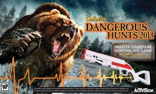 Cabela's Dangerous Hunts 2013 für XBox360, Wii und WiiU teilweise auch mit Gun @ Mediamarkt online