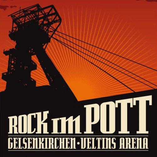 Rock im Pott - 2 Tickets zum Preis von 1 - Tickethall
