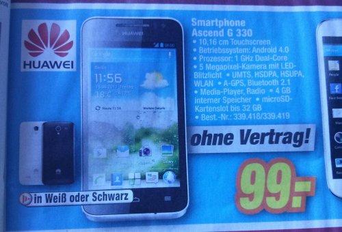 TeVi expert  Huawei Ascend G330 [Lokal & offline?]