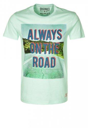 "Jack & Jones ""Always on the road"" T-Shirts 5,95€ inklusiv Versand @zalando - andere Motive für 5,95€ - 8,95€"