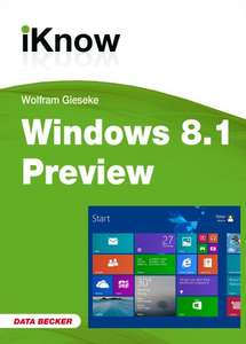 Kostenloses E-Book zur Windows 8.1