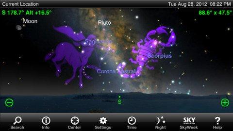 [iOS] SkySafari 3 kostenlos