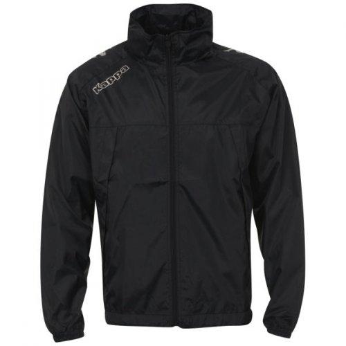 Kappa Men's Picojack Regenjacke - Schwarz/Weiß oder Navy/Weiß S-XXL für 17,25€ [@thehut]