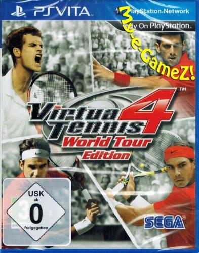 [PSVITA] Virtua Tennis 4 nur 10,60€ inkl. Versand - eBay