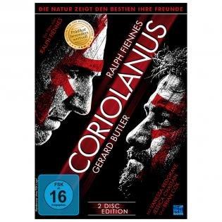 Coriolanus (2 DVDs) für 2€ @Redcoon