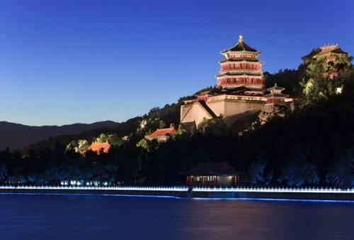 Flug: Genf -> Peking -> Wien für 250€ - November bis März