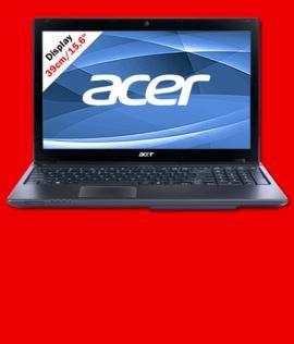 Aspire 5750G-2416G64Mnkk, x09Core™ i5-2410M Prozessor der zweiten Generation, 6 gb für 579,00 €