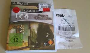 [lokal real Raunheim] PS3-Doppelpack: Ico & Shadow of the Colossus, 15,- (Erg.: gilt in div. real-Filialen)