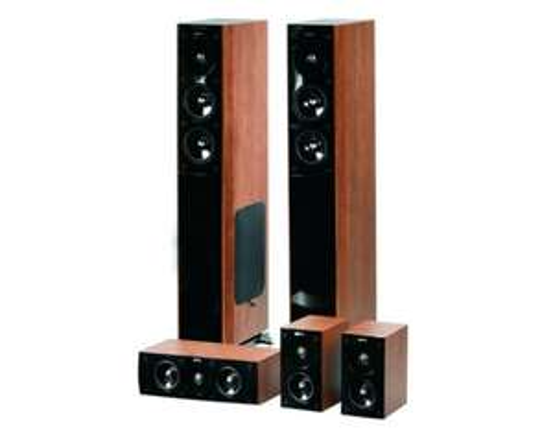 Jamo S 606 HCS 3 Lautsprechersystem (Highgloss / schwarz) für 399€ inkl. Versand @ MeinPaket