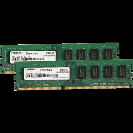 [ZackZack] Mushkin RAM DIMM 16 GB DDR3-1333 Kit