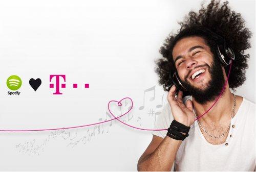 T-Mobile für Bestandskunden: Allnet-Flat, SMS Flat, Spotify Premium für 29,96 (1. Jahr)