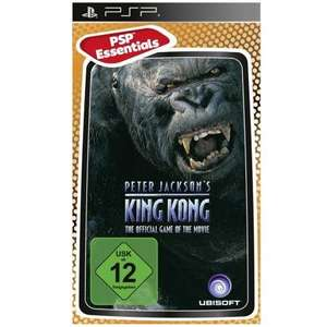 [ Sony Playstation PSP ] Ubisoft PSP Peter Jackson's King Kong & Das Mystery - Team für jeweils 2,99 EUR inkl. Versand @ redcoon.de