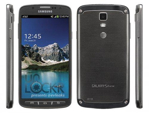 """Samsung Galaxy S4 Active + Vodafone MobileInternet Flat (3GB/4,5GB) für """"Junge Leute""""/""""Studenten"""""""